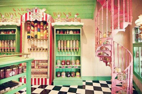 The Candy Caper