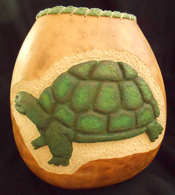 TurtleCarved