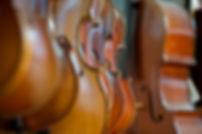 violons, violins, contemporain, contemporary bows archets