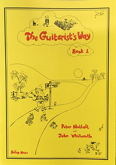The Guitarist Way Book One
