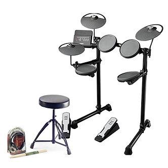 Yamaha DTX400K Electronic Drum Kit Package