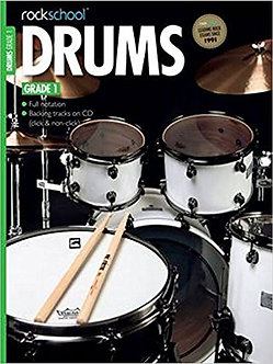 The Rock School - Drums Grade 1