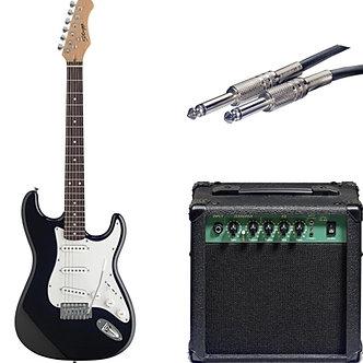 Beginner Electric Guitar Pack