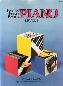 Bastien Piano Basic Level 2 Piano