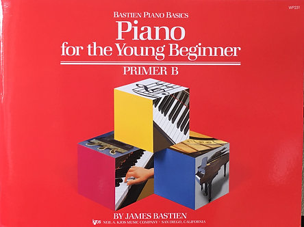 Bastien Piano Young Beginner Primer B