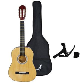 Rocket Spanish Classical Guitar Starter Pack - 3/4 Size