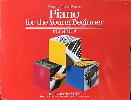 Bastien Piano Young Beginner Primer A