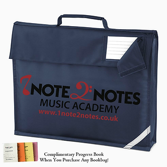 1Note2Notes Bookbag