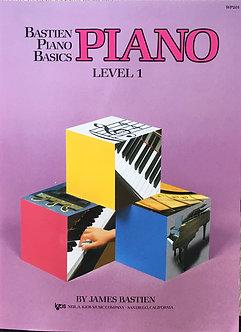 Bastien Piano Basic Level 1 Piano
