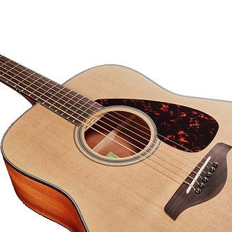Yamaha FG800M Solid Top Acoustic Guitar - Natural