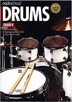 The Rock School - Drums Grade 4