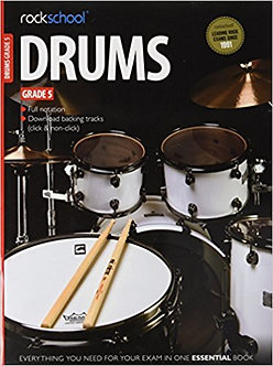 The Rock School - Drums Grade 5
