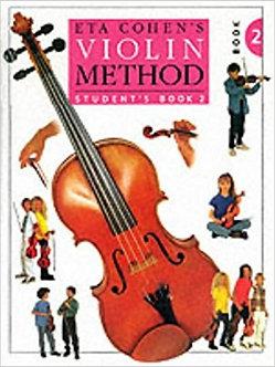 Eta Cohen - Violin Method Book Two