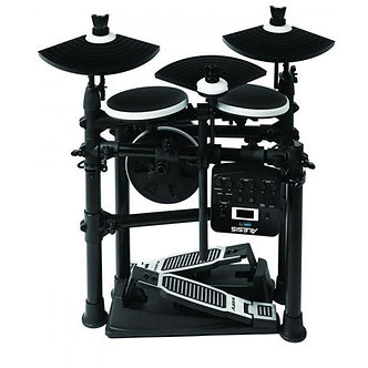 Alesis Electronic Drumset with Portable Folding Rack