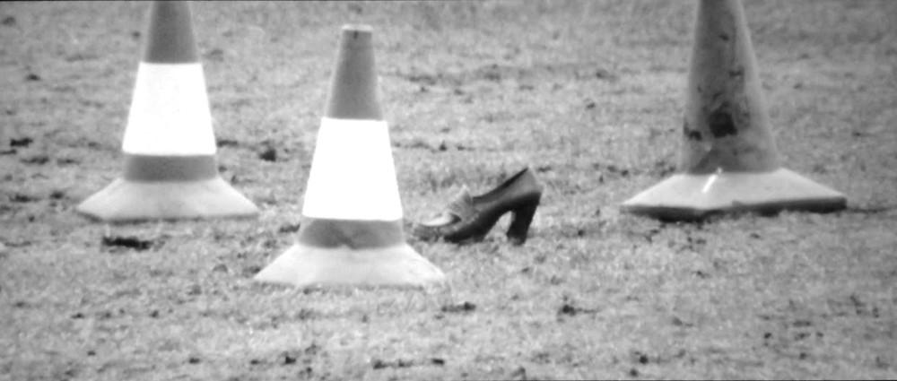 Josephine's Shoe Crime Scene