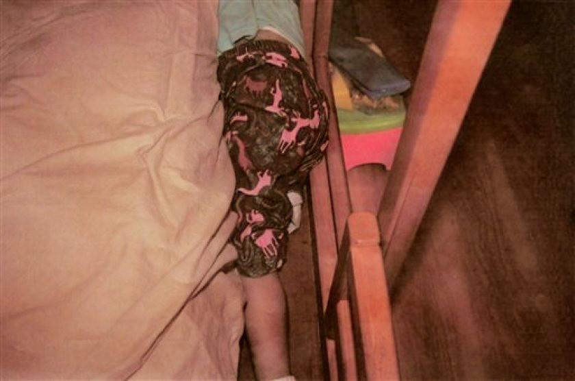 Paulette's body