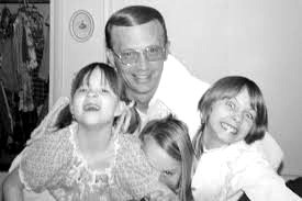 Robert Berchtold with Jan, Karen and Susan