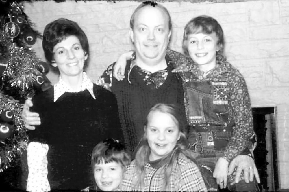 The Broberg Family