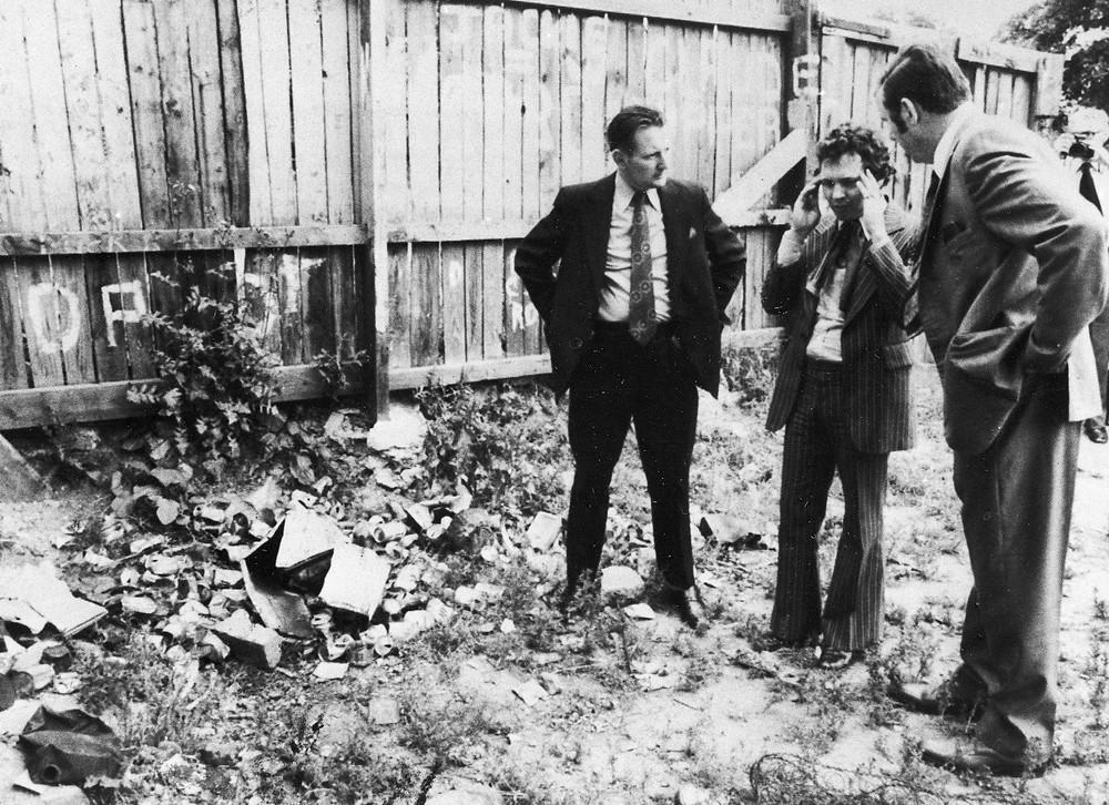 Jayne MacDonald murder scene