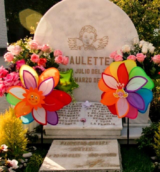 Paulette Gebara's Final Resting Place