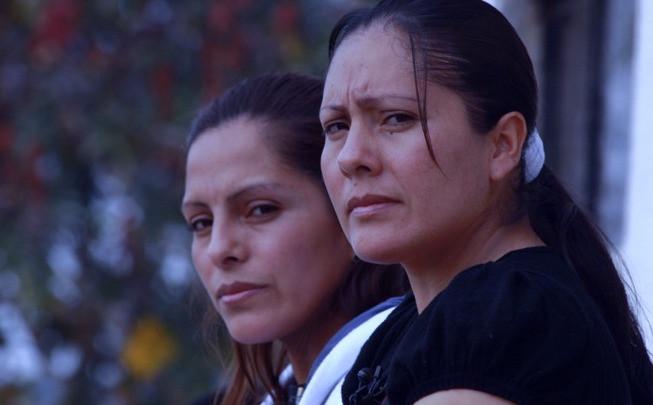 Erica and Martha Casmiro