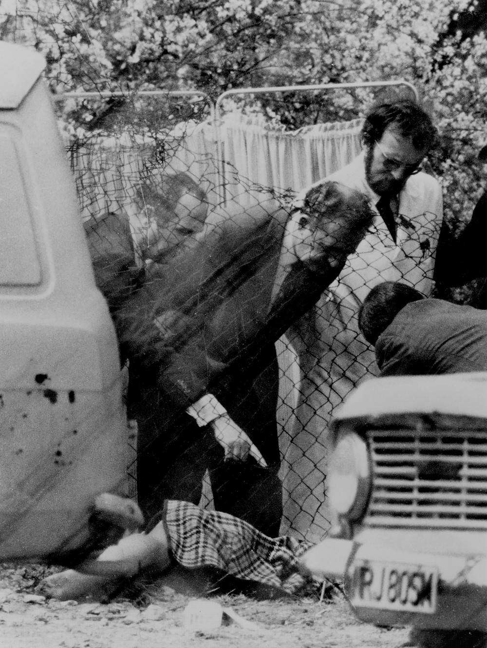 Vera Millward Crime Scene
