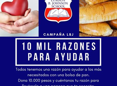10.000 razones para ayudar