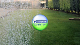 Hydrofóbna úprava skla