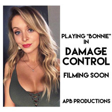 """Filming """"Damage Control"""" an Amazon Affiliated Series"""