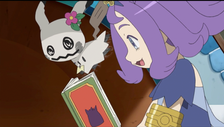 Recurring Character on Season 21 of Pokémon