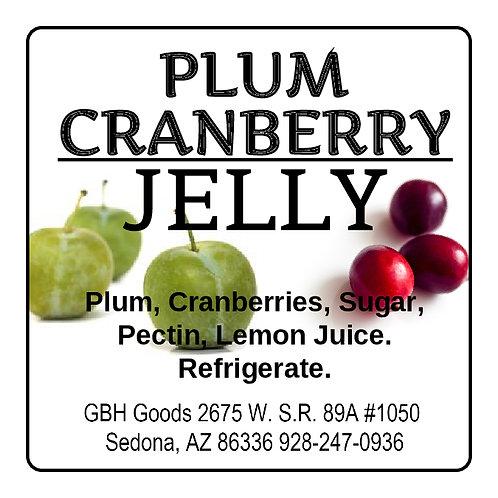 Cranberry & Plum Jelly