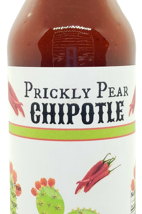 Prickly Pear Chipotle BBQ Sauce