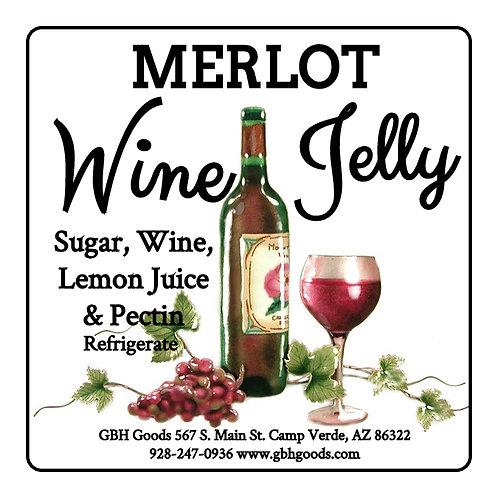 Merlot Jelly