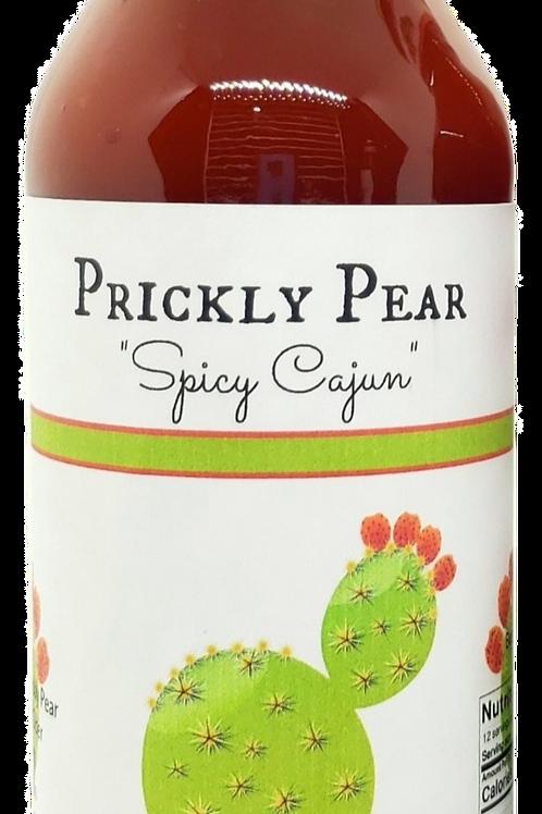 Prickly Pear Cajun Spice BBQ Sauce