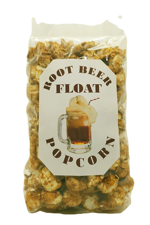 Root Beer Float Popcorn