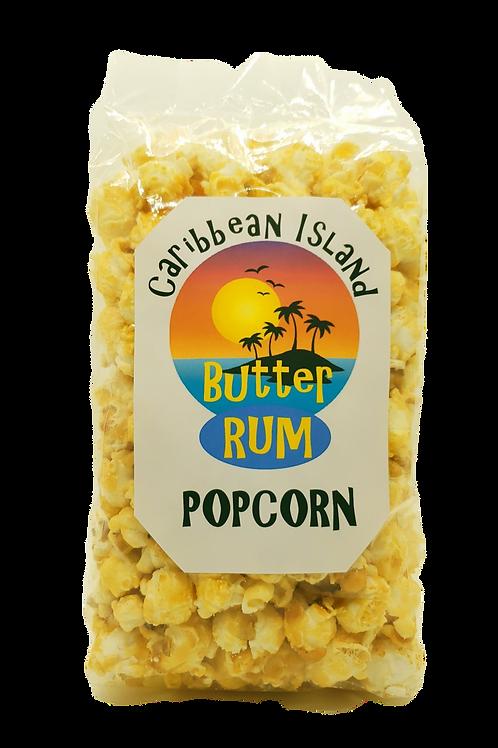 Caribbean Island Butter Rum Popcorn