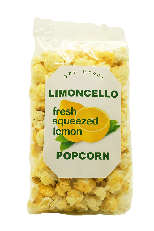 Limoncello Popcorn