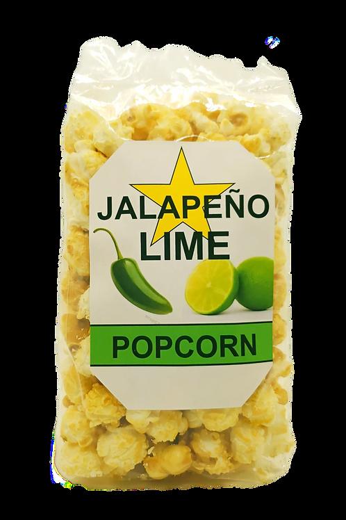 Jalapeno Lime Popcorn