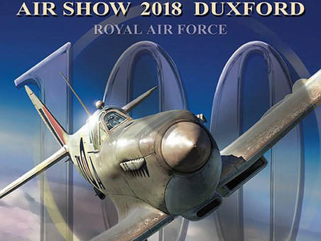 Ticket Zone appointed for Flying Legends Airshow