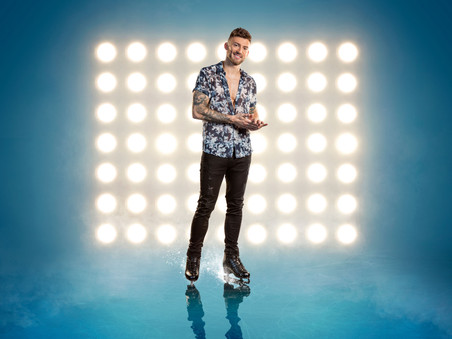 Ticket Zone promote Dancing on Ice 2018 Live Tour