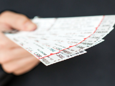 Paperless ticketing – is the paper ticket dead?
