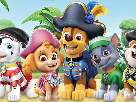 PAW Patrol Live! 'The Great Pirate Adventure' commissions Ticket Zone for Trade Desk Services