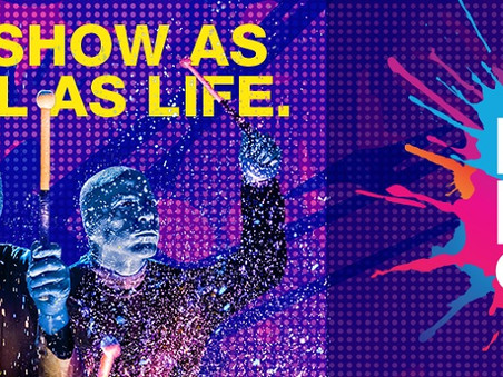 Ticket Zone announce trade desk services for Blue Man Group tour