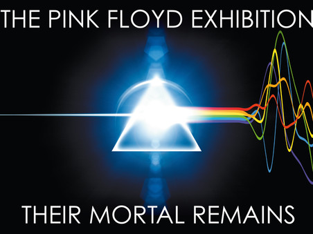 The Pink Floyd Exhibition: Their Mortal Remains at the Victoria and Albert Museum