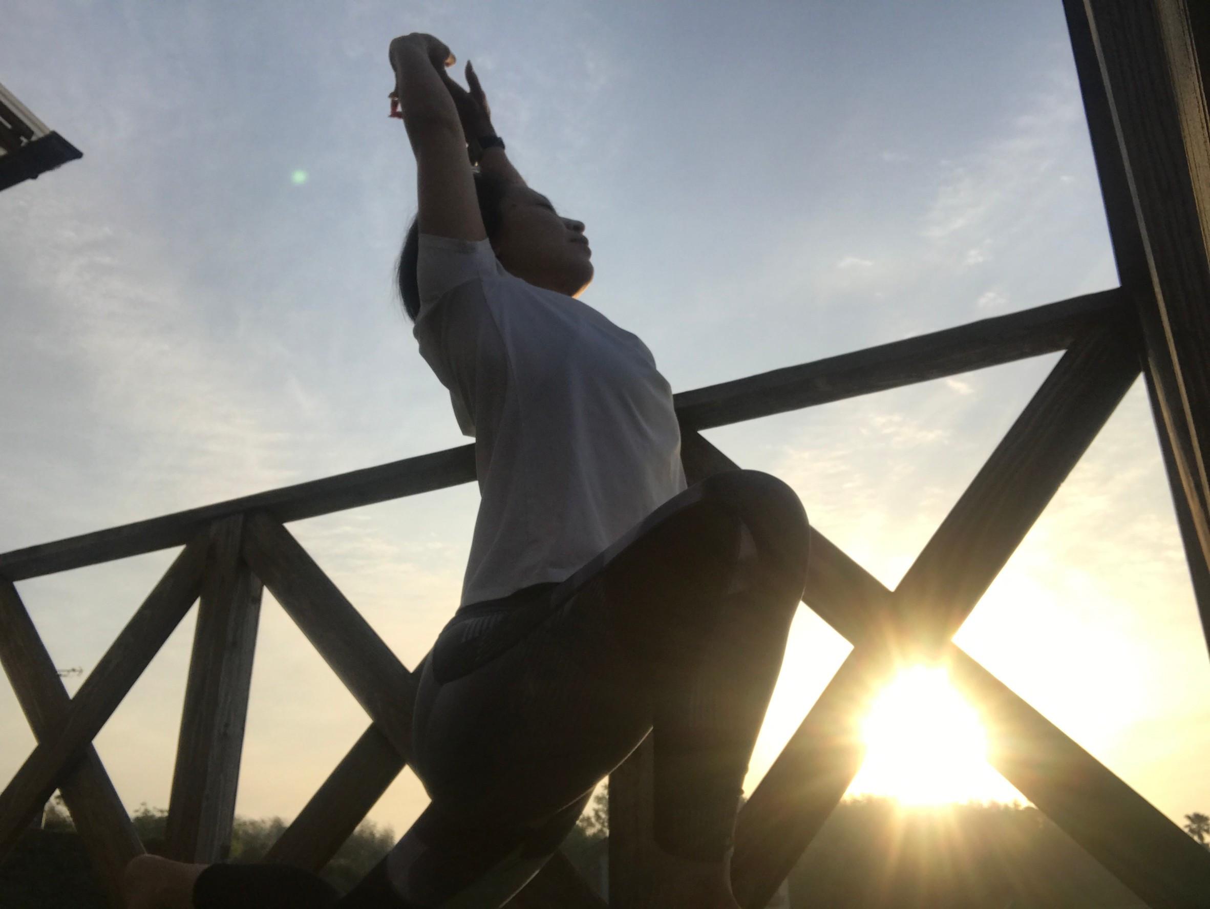 【体験レッスン】Wake up stretch※オンラインZOOMレッスン