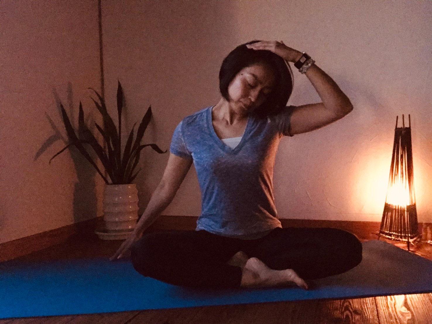 【体験レッスン】Relax stretch※オンラインZOOMレッスン