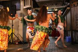 タヒチアンダンス上級