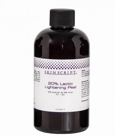20% LACTIC Peel Series - Lightening