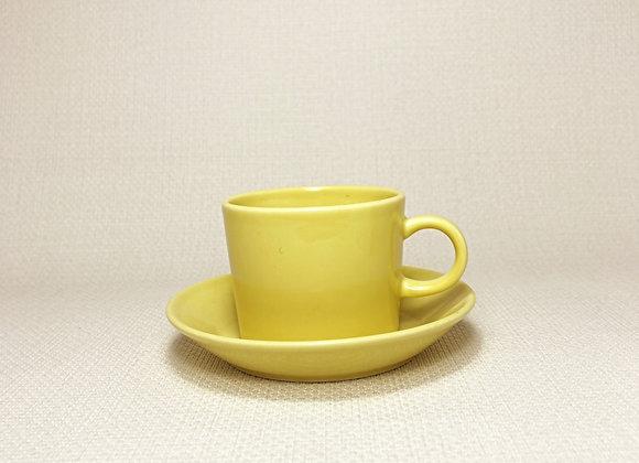 ARABIA アラビア TEEMA ティーマ コーヒーカップ&ソーサー C