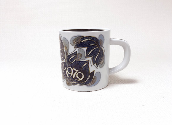 Royal Copenhagen ロイヤルコペンハーゲン Annual Mug イヤーマグ 1979年